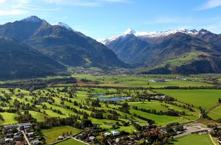 Panorama Golfclub Zell am See