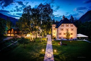 Schloss Prielau Hotel und Restaurant Ferry Porsche Congress Center Partnerhotel