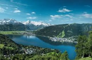 Zell am See Sommer