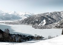 Winter zell am see-kaprun