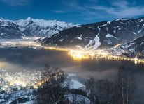 Zell am see winter